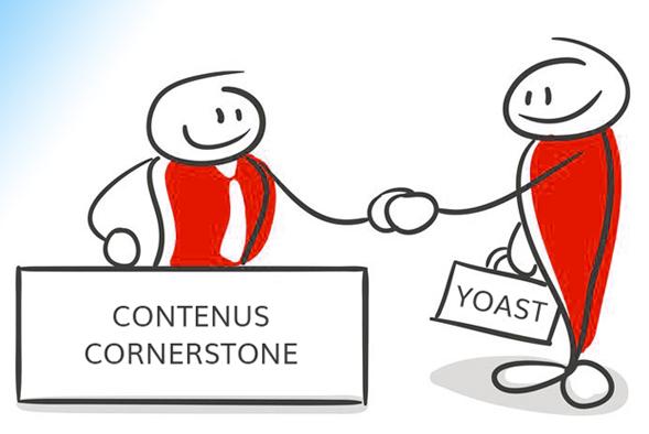 Référencement de site avec des contenus Cornerstone 2