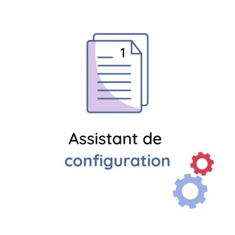 Assistant de configuration